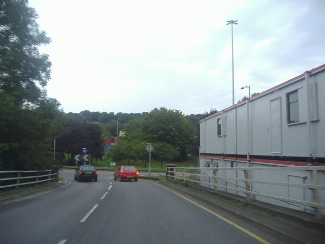 Park viaduct, Luton