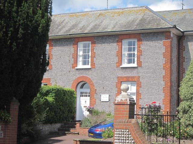 Motcombe Farm House