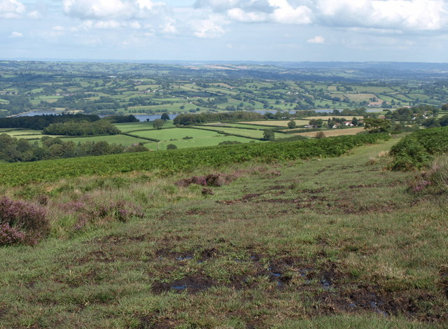 Bridleway on the Mendips