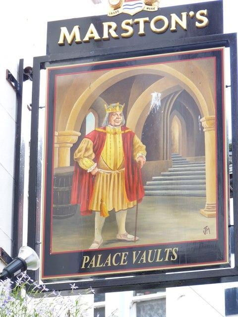 Palace Vaults, Caernarfon