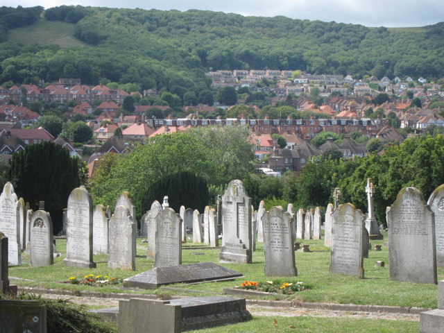 Ocklyne Cemetery