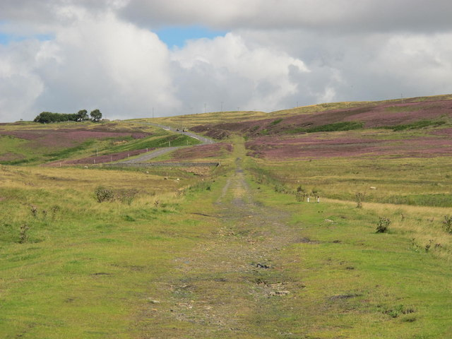 The Weatherhill Incline