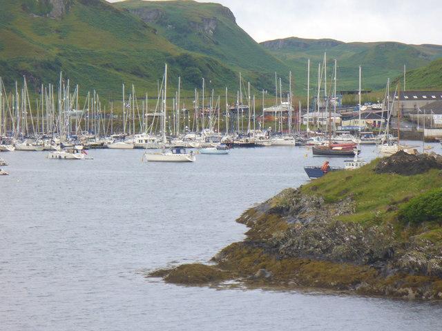 Ardentrive Bay