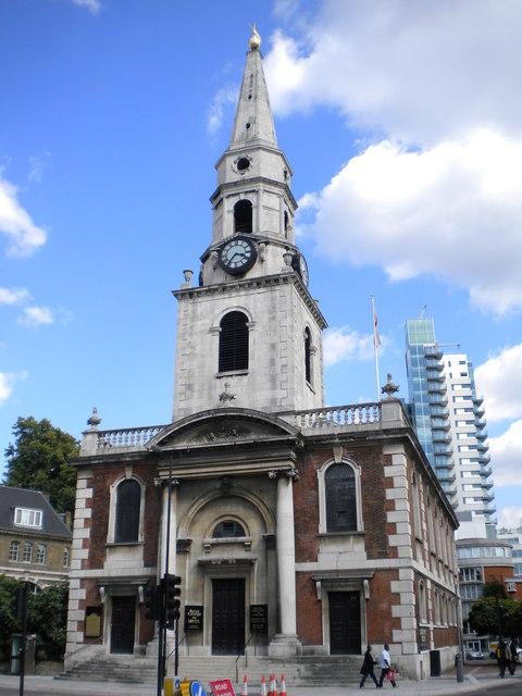 St George the Martyr, Borough High Street SE1