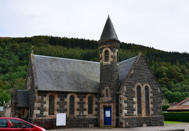 St Modan's Church, Benderloch - (1)