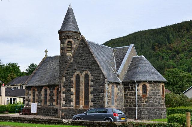 St Modan's Church, Benderloch - (2)
