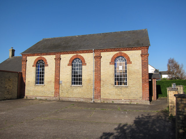 Chapel, Litlington