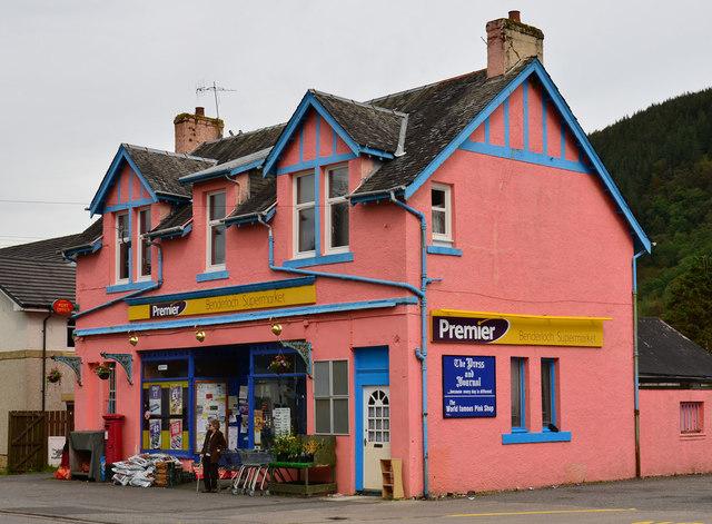 Benderloch Village Store