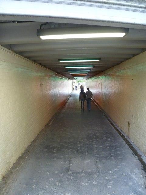 Telfer Subway