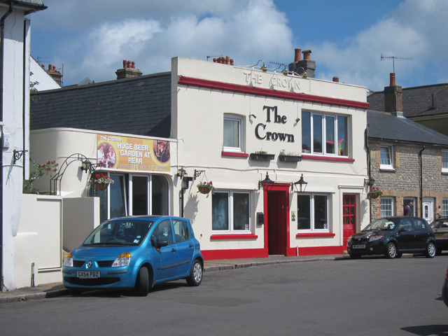 The Crown, Eastbourne