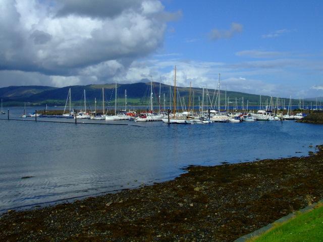 Port Bannatyne Marina
