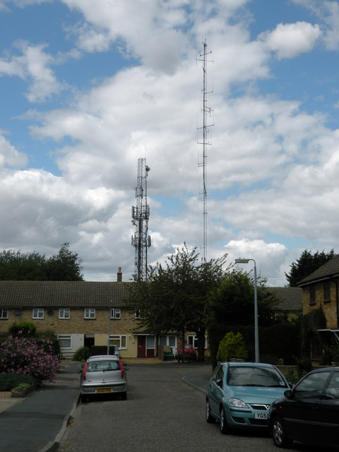 Communication Towers in Kirkwood Road