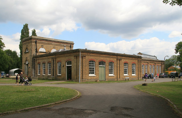 Royal Gunpowder Factory, Waltham Abbey
