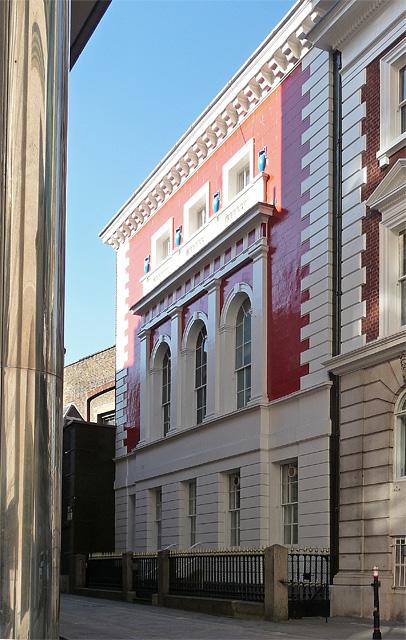 Dyers' Hall, College Street