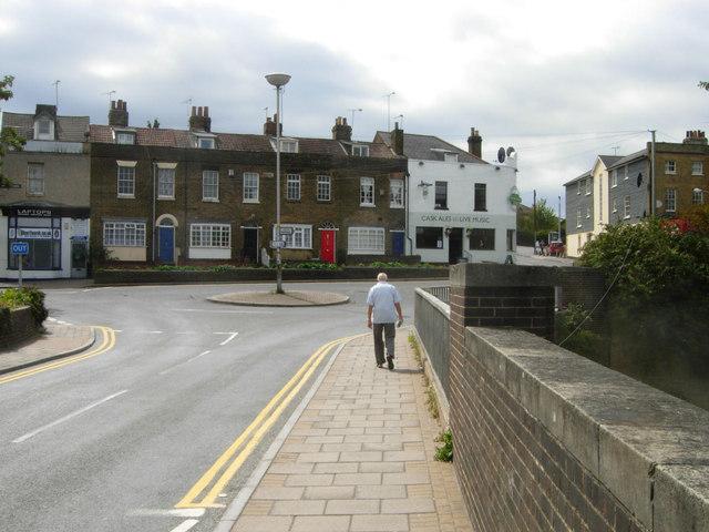 Railway Street, Chatham