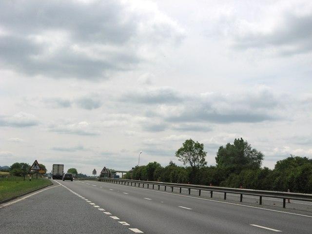 A19 near Ingleby Arncliffe
