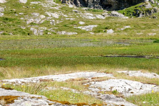 Loch na Cartach, Geocrab