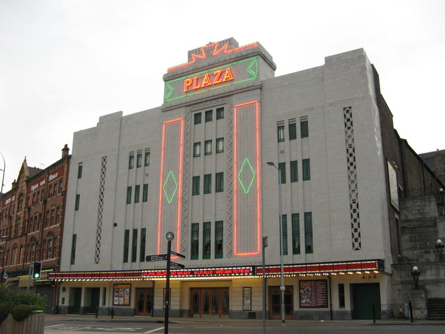 The Plaza, Mersey Square