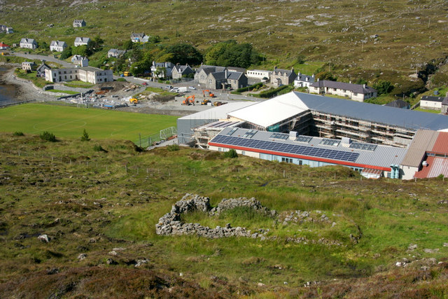 Sir Edward Scott Junior Secondary School, Tarbert