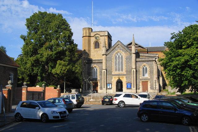 St Martin's, Epsom