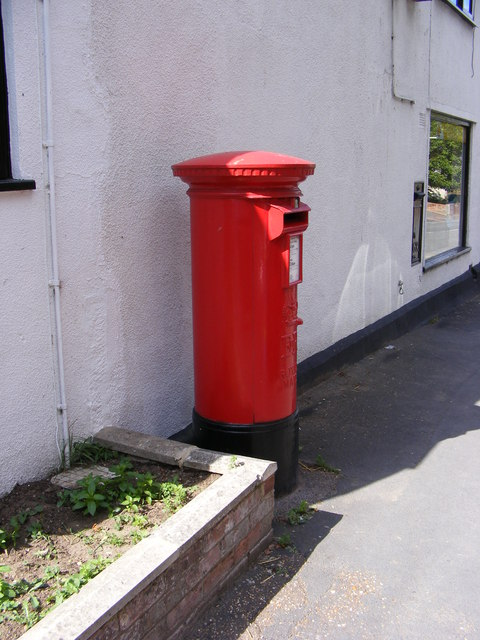 Post Office The Street Postbox