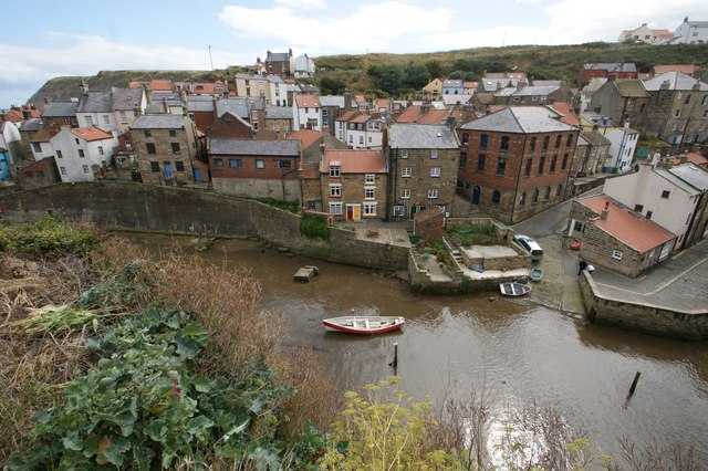 Staithes - Panorama #4 of 5