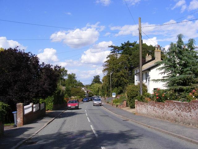 The Street, Grundisburgh
