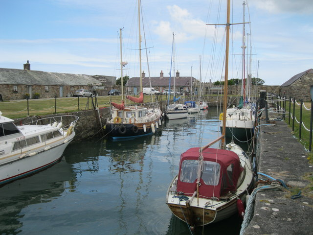 Fort Belan Dock