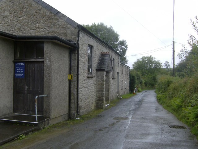 Methodist Chapel, Commonmoor