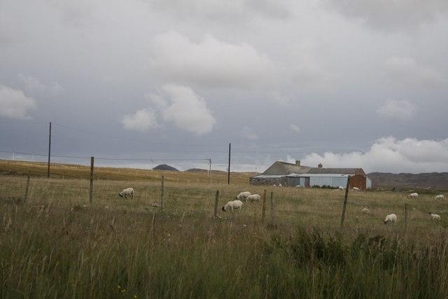 Croft in Glenegedale Lots, Islay