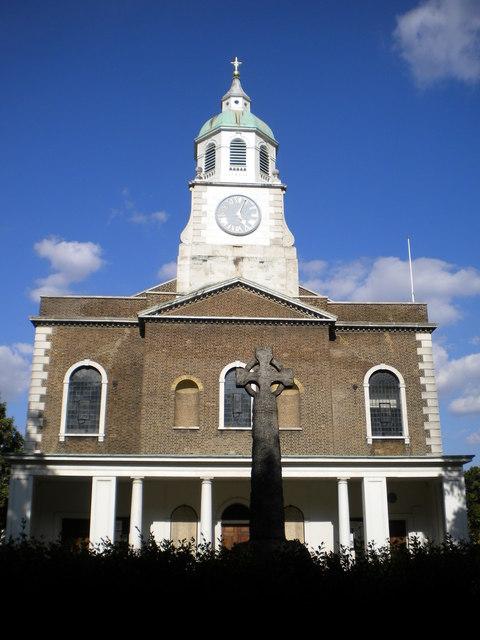 Holy Trinity Church, Clapham Common North Side SW4