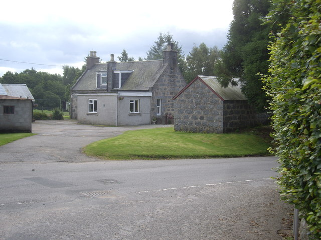 Woodside Croft, Torphins