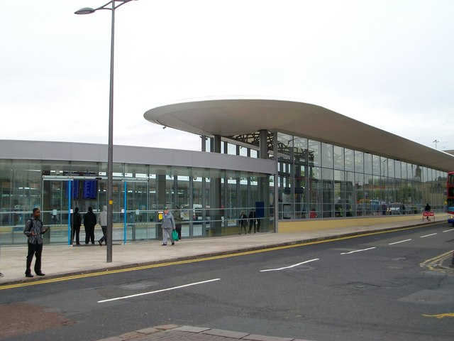 Wolverhampton Bus station