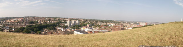 Panorama of Chatham