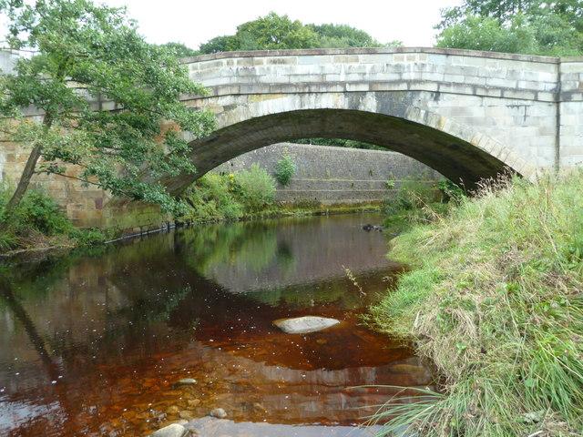 Bridge over the River Roeburn