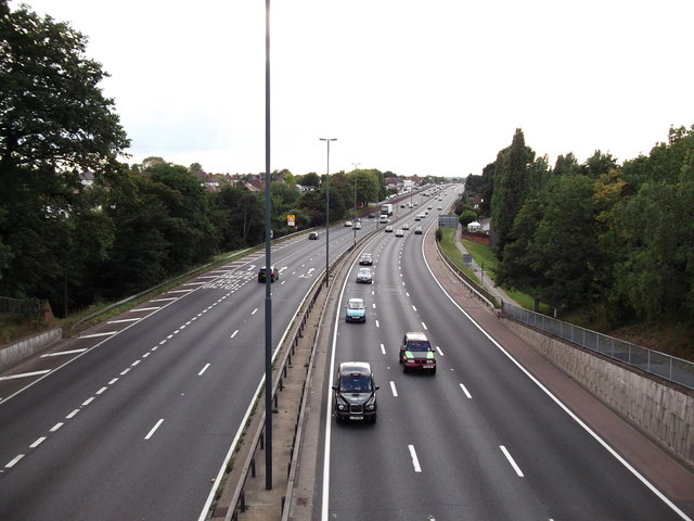 A2 East Rochester Way to Falconwood