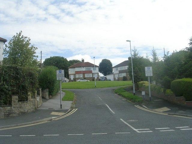 Haigh Wood Green - Haigh Wood Road