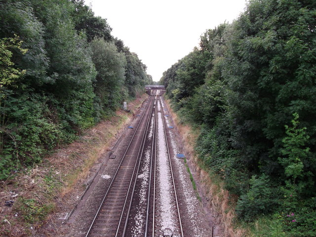 Railway to New Eltham