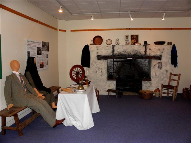 Interior, Donegal County Museum