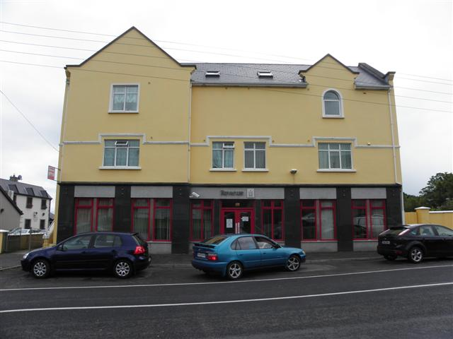 Revenue Office, Letterkenny