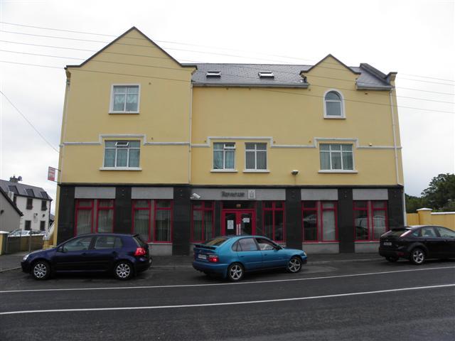 Revenue Office, Letterkenny
