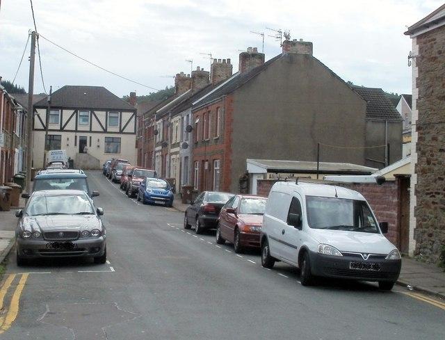 Salop Street, Caerphilly