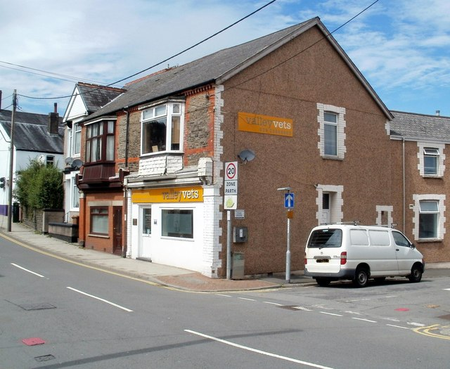Valley Vets, Caerphilly
