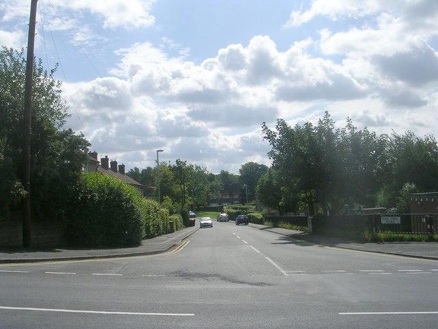 Silk Mill Road - Woodnook Drive