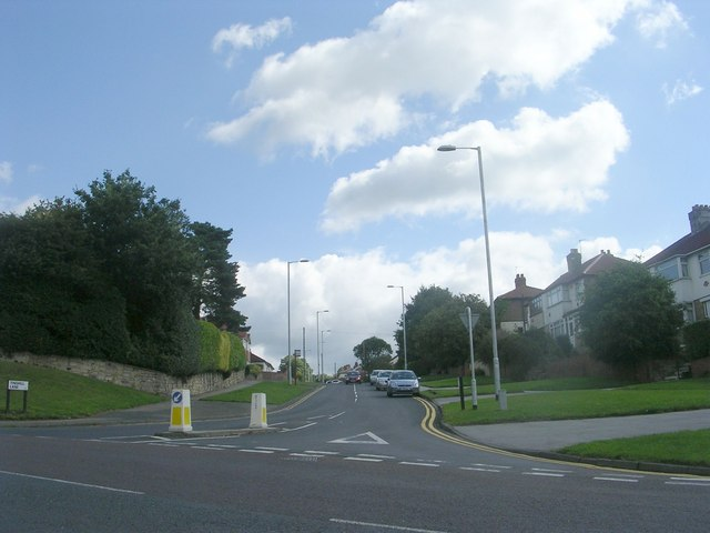 Tinshill Lane -Tinshill Road