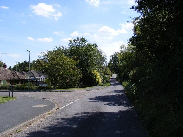 Meeting Lane, Grundisburgh