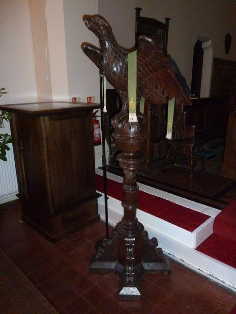 Lectern at St Mary Ewshot