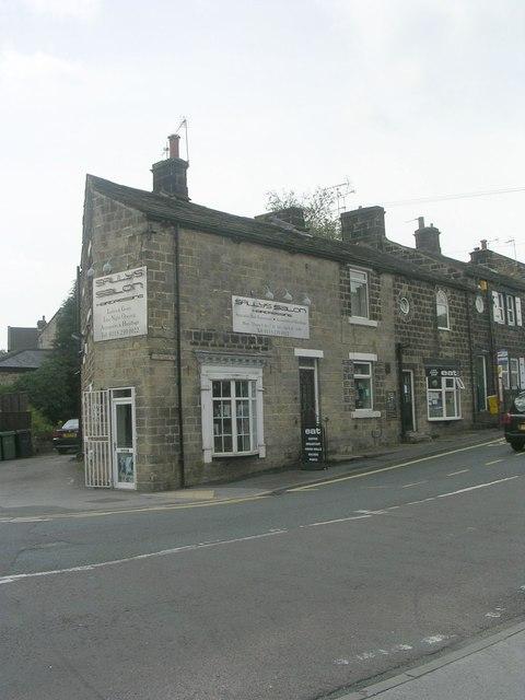 Sally's Salon - Station Road