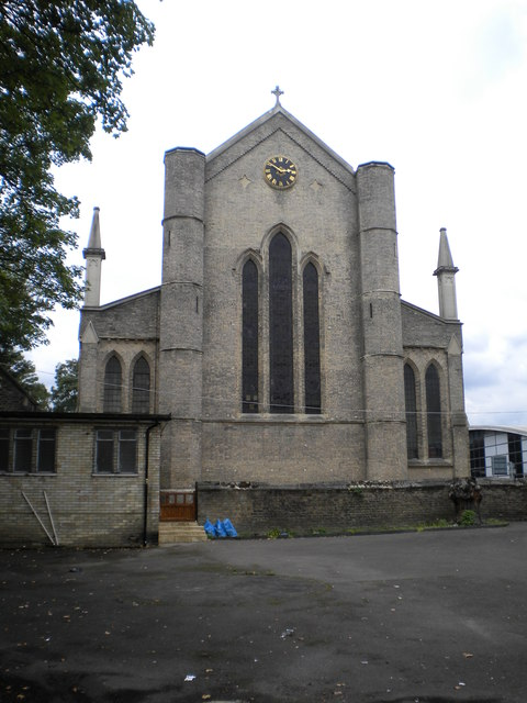 Holy Trinity Church, High Road N15