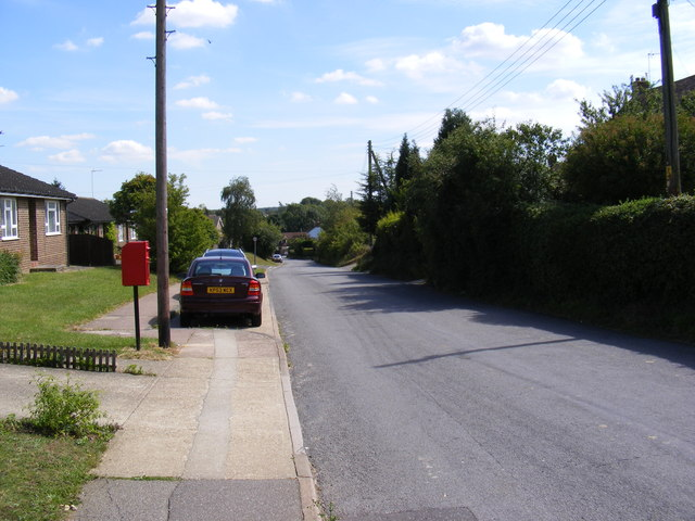 Stoney Road & Stoney Road Postbox